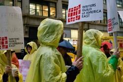 اعتصاب نویسندگان آمریکا