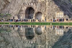 برگزاری گردهمایی راهنمایان گردشگری کشور در استان کرمانشاه
