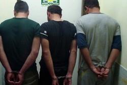 اعتراف سارقان نوجوان به زورگیری/مهاجران افغان طعمه سرقتها
