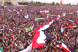 یمن کے دارالحکومت صنعا میں یوم قدس کے موقع پر عظیم ریلی کا اہتمام