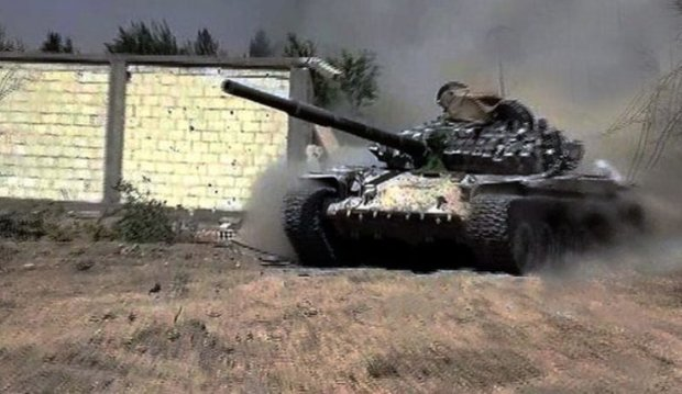 Syrian army establishes control on Kawkab town in Hama