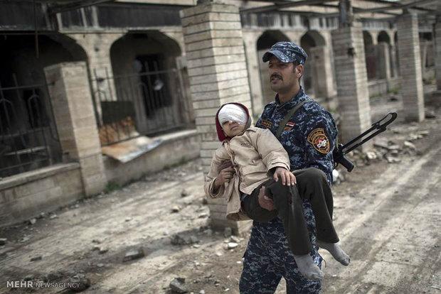 ABD Musul'da sivilleri katlediyor