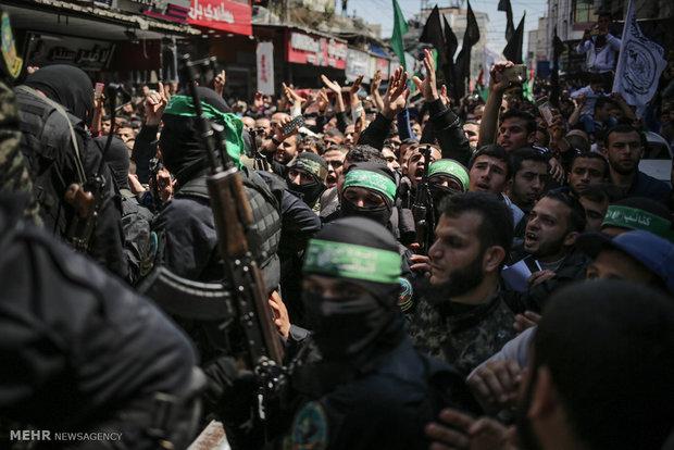 كتائب الأقصى: لن نسقط سلاح المقاومة إلا بتحرير كامل فلسطين