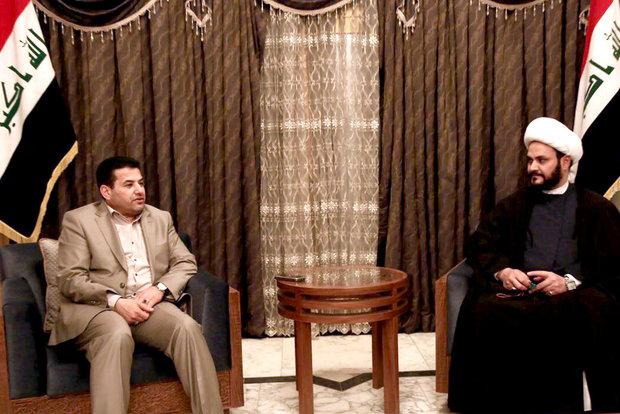 Iraqis demand terrorists' path to Syria cut
