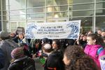 سایه سنگین اعتراضات ضد صهیونیستی بر اجلاس آیپک/ وقتی حمایت از اسرائیل به حاشیه می رود