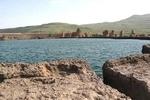 دریاچه سحر آمیز و رمز آلود تخت سلیمان تکاب