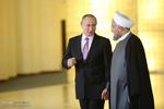روحاني يلتقي ببوتين في موسكو