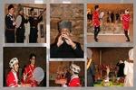 آیین سنتی تکم گردانی در مجموعه جهانی تخت سلیمان تکاب