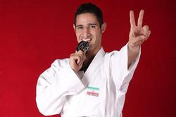 سعید احمدی- تیم ملی کاراته