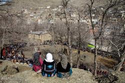 برگزاری جشن نوروز در بزرگ ترین روستای استان کردستان