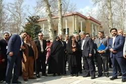 تهرانگردی رئیس سازمان میراث فرهنگی