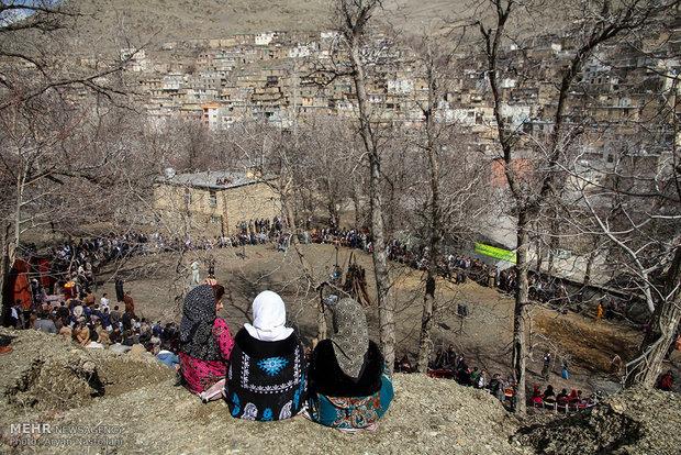 اقامت ۱.۴ میلیون مسافر - شب در روستاهای مازندران