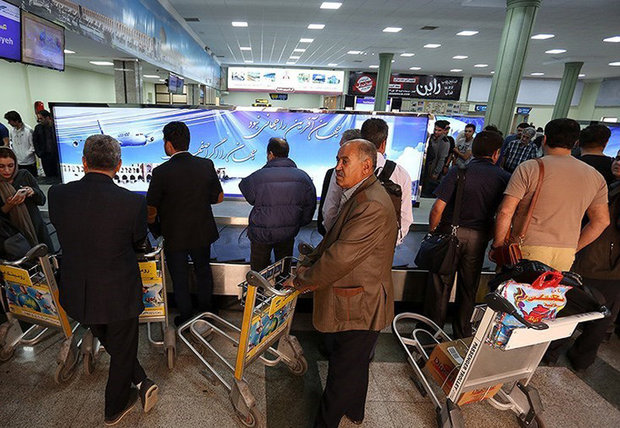 Kerman airport ready to issue visa for tourists