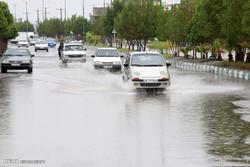وزش باد شدید و احتمال آبگرفتگی معابر در استان کرمانشاه