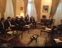 Iranian, Algerian culture ministers meet in Algiers