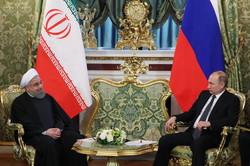 سفر روحانی به روسیه