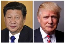ترامپ و شی جین پینگ