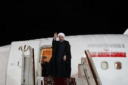 Cumhurbaşkanı Ruhani Ankara'da Erdoğan'la görüşecek