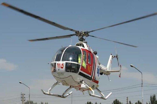 تمهیدات اورژانس در راهپیمایی ۲۲ بهمن/پرواز ۴۱ فروند بالگرد