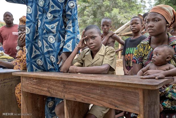 برده کشی از کودکان