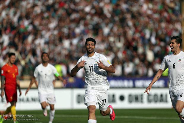 İran, Çin'i 1-0 yendi
