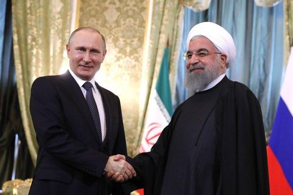 پوتین: ایران شریکی قابل اعتماد برای روسیه است