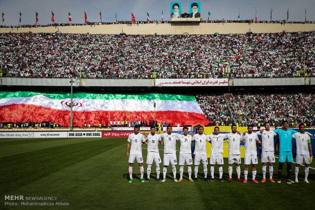 دیدر تیم های ملی فوتبال ایران و چین