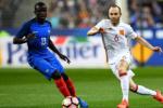 فرانسه در خانه باخت/ اسپانیا در نیمه دوم شرایط را تغییر داد
