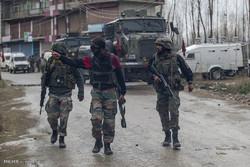 درگیری ها در کشمیر هند