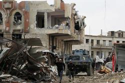 القوات العراقية تعلن تحرير 49 حيا بالجانب الايمن من مدينة الموصل