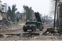 القوات العراقية تقتحم ثلاثة أحياء ومستشفى في أيمن الموصل
