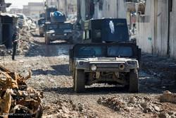 القوات العراقية تباشر باقتحام المدينة القديمة في ايمن الموصل
