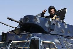 نیروهای عراقی در نبرد موصل