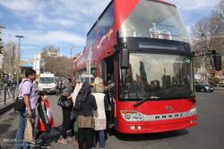 دور تهران با اتوبوس گردشگری