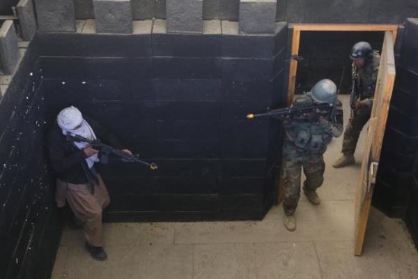 افغانستان شمار نیروهای عملیات ویژه را ۲ برابر می کند
