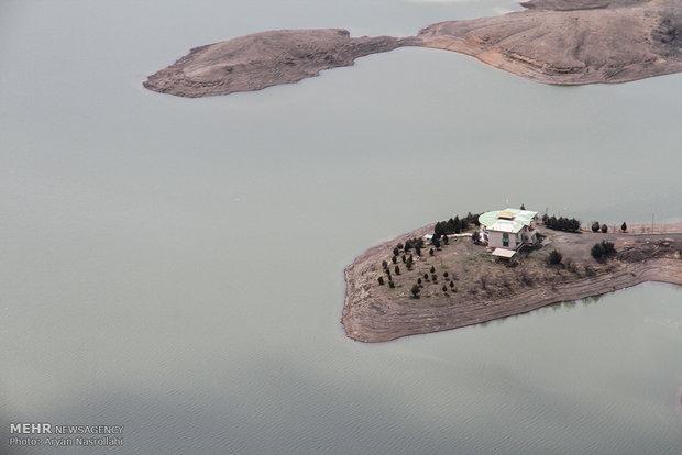 تصاویر هوایی از استان کردستان