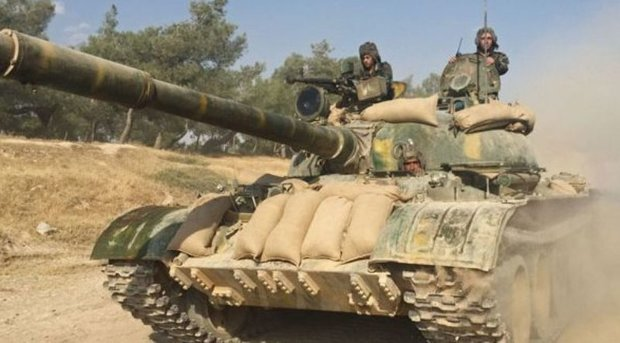 Syrian army foils attack by Nusra terrorists in Hama countryside