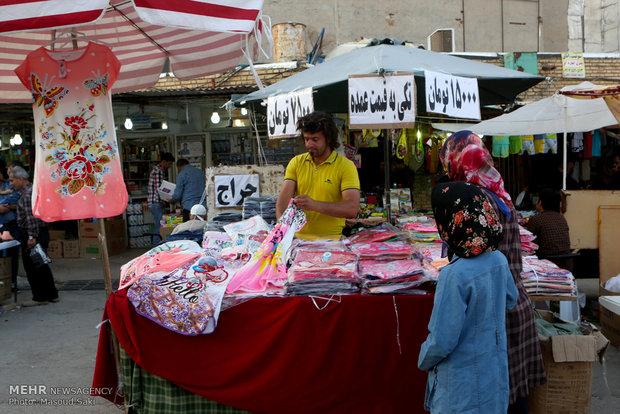 بازار محلی بندر دیلم
