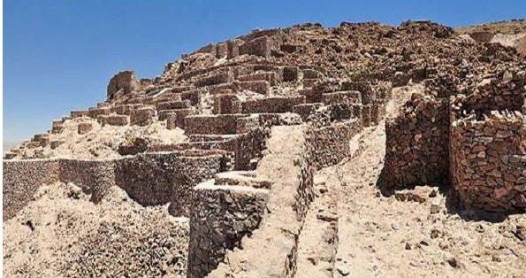 سفر به بزرگترین قلعه کوهستانی شرق ایران/شاه دزد اشکانی درنهبندان