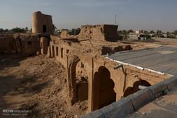 قلعه آقا خان لیراوی در آستانه تخریب