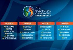 Iran discover rivals at AFC Futsal U-20 Championship
