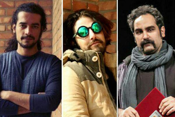 ۳ کارگردان جوان تئاتر فجر در نمایش «... و چند داستان دیگر»