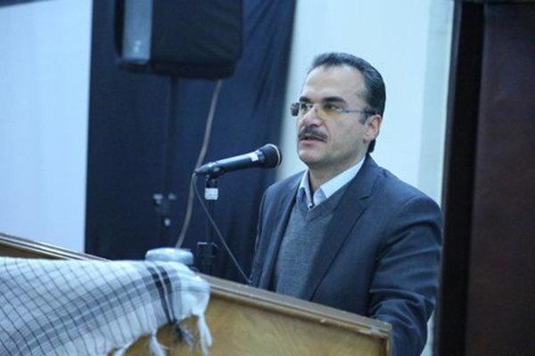 قدرت اخوان اکبری رئیس علوم پزشکی اردبیل