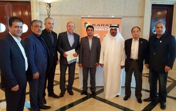 رئیس جهانی کاراته به ایران می آید/ برگزاری جام ستارگان در رشت
