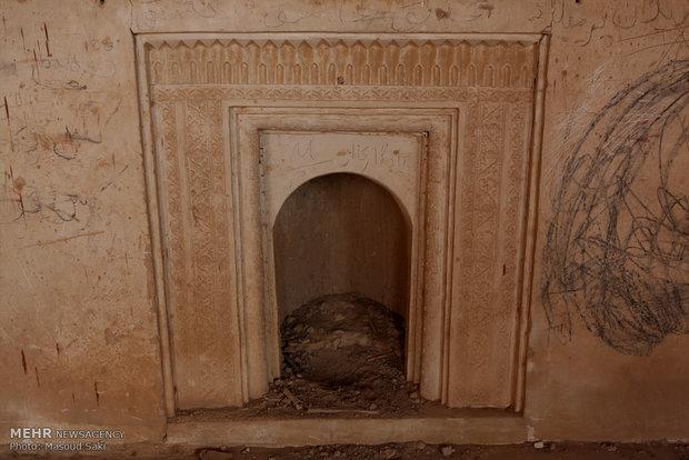 Agha khan Liravi Castle on brink of destruction