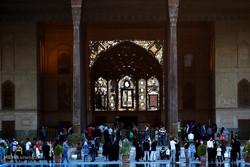 حضور گردشگران در اماکن دیدنی اصفهان در ایام نوروز