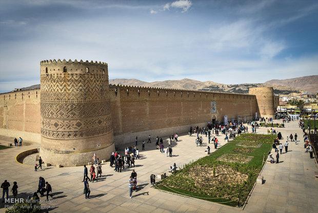 Karimkhan Citadel in Shiraz shares Zannd-era heritage