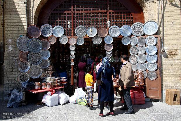 İsfahan'da Nevruz gezisi