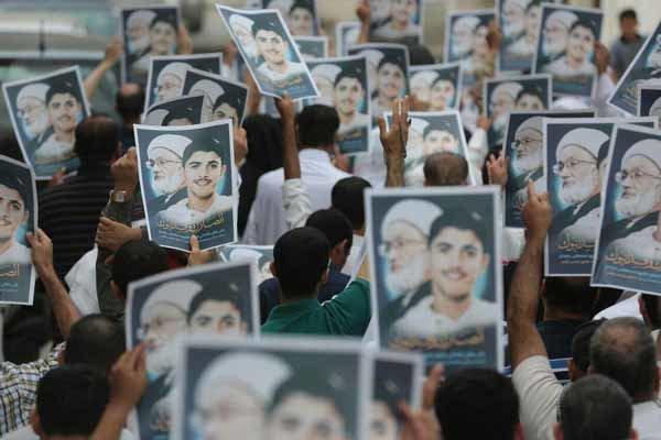 ملك البحرين يقر تعديلا دستوريا يتيح محاكمة مدنيين عسكريا