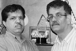 عباس عبدالملکی و ناصر احمدپور